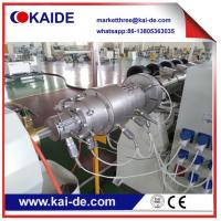 Wholesale 30-35m/min High speed HDPE/PERT pipe extrusion machine China supplier from china suppliers