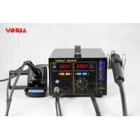 Wholesale 3 in 1 BGA Rework Station YIHUA 968DB+ four buttons with Smoke Absober from china suppliers