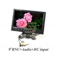 Wholesale BNC Connector Car LCD Monitor 9 inch With Headrest Mount Frame from china suppliers