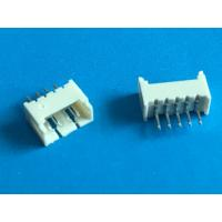 Wholesale Wafer PCB Shrouded Header Connectors 4 Pin Right Angle Male Socket Connector from china suppliers