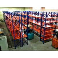 Wholesale Powder Coated Ultima Longspan Shelving , Durable Metal Storage Racks from china suppliers