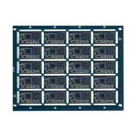 Wholesale Bluetooth Multilayer PCB Design With ENIG / Blue Soldermask , 580mmx700mm from china suppliers