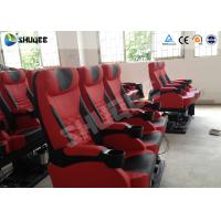 Wholesale Genuine Leather 5D Movie Theater Electronic System Chair Metal Flat Screen from china suppliers