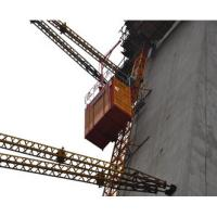 Quality 33-36m/min speed Bridge Elevator , Construction passenger elevator for sale