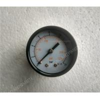 Buy cheap 50mm Pressure Gauge with Steel Black Case , General Pressure Gauge from wholesalers
