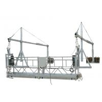 Wholesale Mast Climbing Suspended Platform Cradle ZLP500 for Decoration , Cleaning from china suppliers