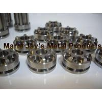Wholesale Titanium and Titanium Alloy Custom-made Machining Parts from china suppliers