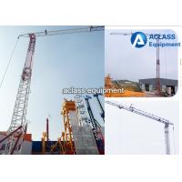Wholesale 2 Tons Construction Self Erecting Tower Cranes 25 Meters Mini Jib / Boom from china suppliers