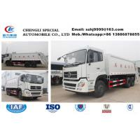 Wholesale 2018s new dongfeng tianlong 6*4 LHD 18m3 garbage compactor truck for sale, Customized dongfeng 20m3 refuse garbage truck from china suppliers