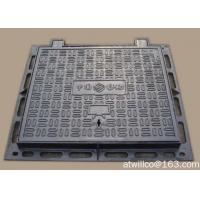 Wholesale Cast Iron Manhole Cover with higher cost performance made inchina for export from china suppliers