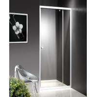Wholesale 800x1900mm Convenient Clear Glass Bathroom Doors Free Standing Type KPN2089 from china suppliers