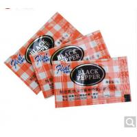 Wholesale Black Pepper Packaging Sachets Film In Rolls Custom Packaging Bags 50 Micron from china suppliers