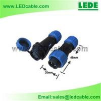 Wholesale Mini IP68 Waterproof Circular Connector from china suppliers