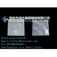 Wholesale Chequered Tiles Moulds from china suppliers