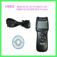 Wholesale D900 FULL FUNCTION CAN OBD2 SCANNER 2012 Version from china suppliers