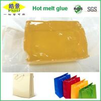 Wholesale Anti Aging Pressure Sensitive Hot Melt Adhesive Block  For Paper Bags from china suppliers