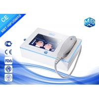 Buy cheap Portable Home Use High Intensity Focused Ultrasound HIFU For Face Lifting In Russian from wholesalers