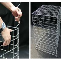 Wholesale welded gabion basket for sale from china suppliers