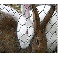 Wholesale Galvanized Farm Hexagonal Wire Netting rabbit wire mesh with Zinc Coated from china suppliers