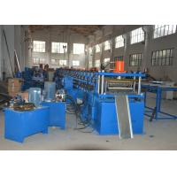 Buy cheap Hydraulic Bending Storage Rack Shelving Making Machine with Cutting Cr12Mov from wholesalers