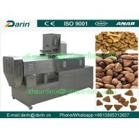 Wholesale Automatic 150kg Dog Pet Food Equipment Animal Food Making Machine from china suppliers