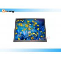 Quality 10.4 Inch Outdoor Open Frame LCD Monitor TFT Screen For Library , 800x600 Pixel for sale