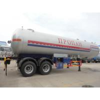 Wholesale factort direct sale best price 17tons bulk road transported lpg gas tank, hot sale 2*BPW axles 40.5m3 lpg gas trailer from china suppliers