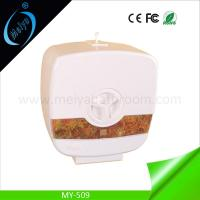 Wholesale wall mounted tissue paper dispenser, plastic toilet tissue paper holder from china suppliers