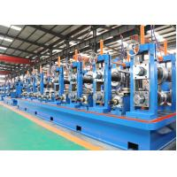 Wholesale Friction Saw Cutting ERW Pipe Mill / SS Tube Mill Machine from china suppliers