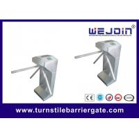 Wholesale 304 stainless steel Automatic Rotating Arm tripod turnstile Barrier Gate from china suppliers