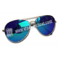 Wholesale Vintage And Fashionable Invisible Sunglasses For Marked Playing Cards from china suppliers