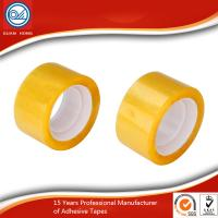 Wholesale Resistance BOPP Packaging Tape Durable Viscosity Yellowish from china suppliers