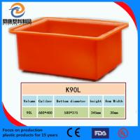 Wholesale injection plastic crate mould/mould for crate/turnover box mold from china suppliers