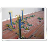 Wholesale Tube Tower Turnkey Solution Heavy Duty Welding Column Boom With Safety Walkway from china suppliers