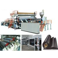 Wholesale Roofing PVC Sheet Extrusion Line PVC Sheet Blister Packaging Calender Machine from china suppliers