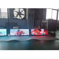Wholesale Outdoor mobile P5 taxi roof advertising signs Digital Full Color from china suppliers