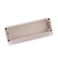 Wholesale Weatherproof  IP65 250*80*70mm Clear Plastic Enclosure Box from china suppliers