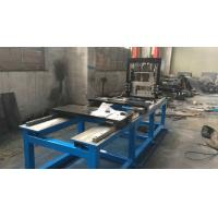 Wholesale Flying Shear Punch C Z Purlin Roll Forming Machine with Servo Control Adjustment from china suppliers