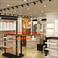 Quality High quality shop furniture garment display for retail  garment shop interior design for sale