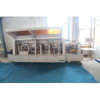 Wholesale Full automatic PVC edge banding machine pre-milling round corner trimming edge bander from china suppliers