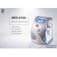 Wholesale High Power Dark Age Spot Removal Q-Switched ND YAG Laser Machine 532nm / 1064nm from china suppliers