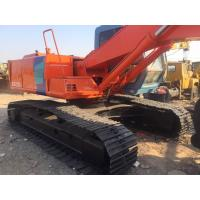 Buy cheap Hitachi used high quality 20ton used cralwer excavator cheap sale from wholesalers