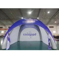 Wholesale CE Special Large Inflatable Spider Dome Tent Inflatable Advertising X Tent Customized from china suppliers