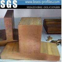 Quality Copper Extrusion T Shapes for sale