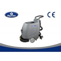 Wholesale Hand Push Floor Scrubber Dryer Machine Semi Automatic PLC Control Mode from china suppliers