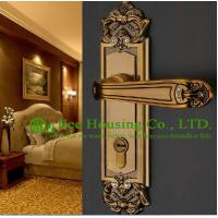 Wholesale Antique Bronze finish Mortise lock for doors,Interior Door Lock factory China Bedroom lock from china suppliers