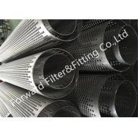 Wholesale Various kinds Shape of Hole Longitudinal Welded Perforated Tube from china suppliers