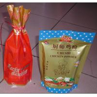 Wholesale Coffee / Rice Plastic Bag Packaging , Printed Snack Bag Packaging from china suppliers