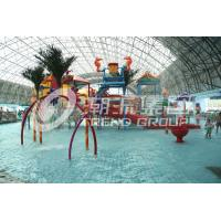 Wholesale Swimming Pool Kids Water Parks Mini Interactive Lanes for Water Park from china suppliers