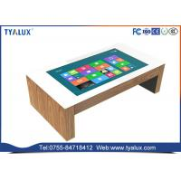Wholesale 43 Waterproof Screen Lcd Media Player Interactive Multi Touch Table 4k Resolution from china suppliers
